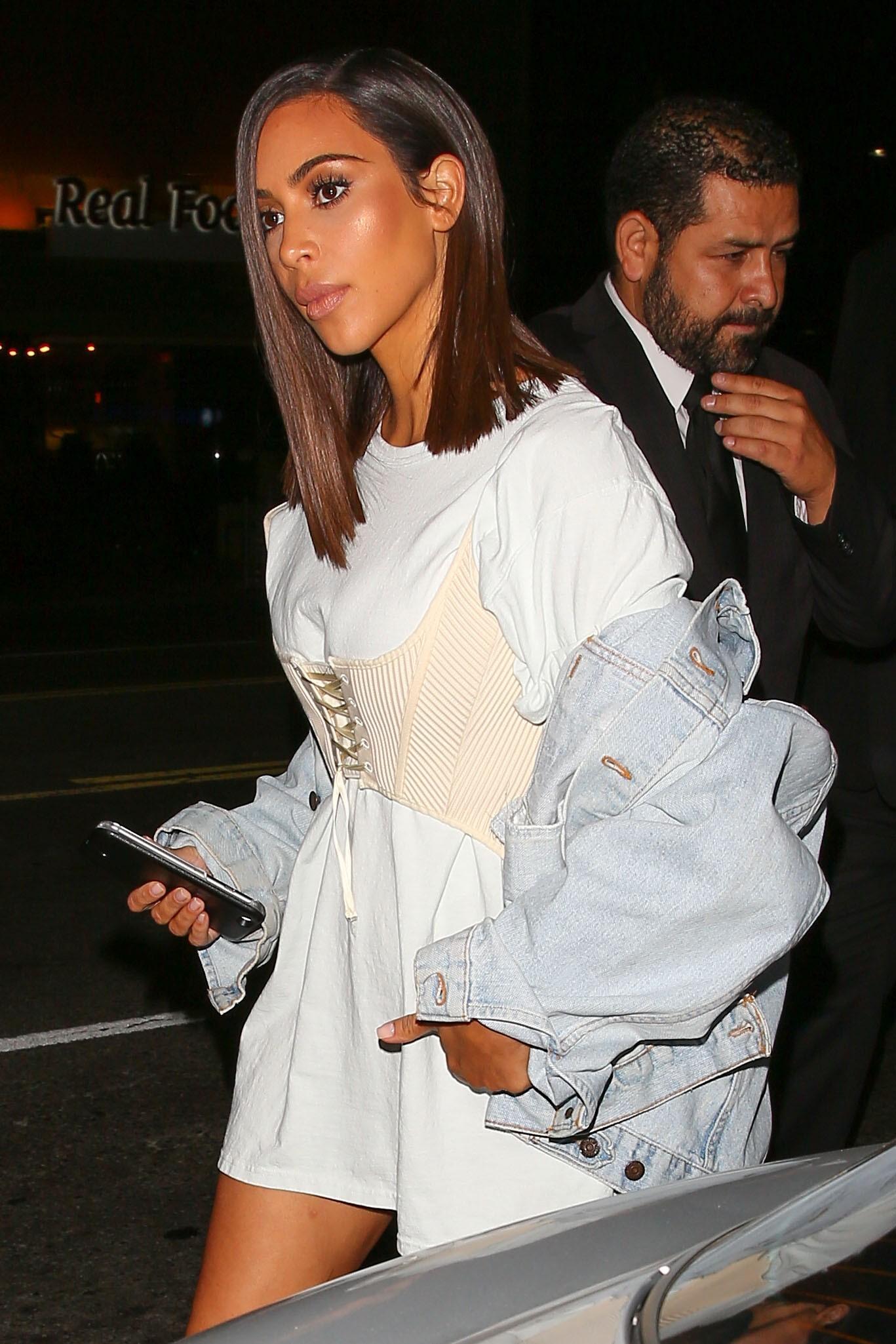Kim Kardashian (Foto: AKM-GSI)