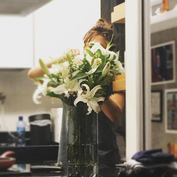 Priscila Montandon em clique de Fernanda Gentil (Foto: Reprodução/Instagram)