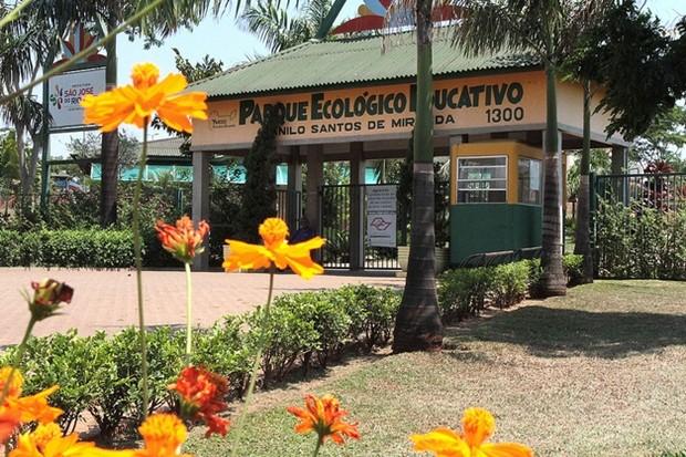 Parque Ecológico-educativo ficará aberto (Foto: Divulgação / Prefeitura)