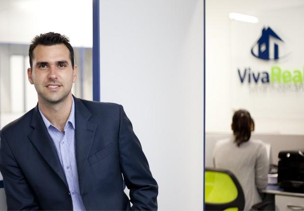 Brian Requarth, CEO do VivaReal (Foto: Divulgação)