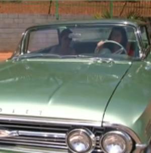 Viu o carro da Luciana? Mande fotos para a gente (Encontro com Fátima Bernardes/TV Globo)