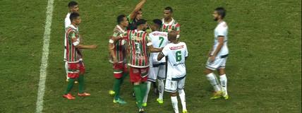Em jogo de expulsão, Luverdense vence Ope VG e segue na cola do líder Sinop