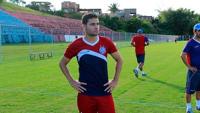 Eduardo; Bahia (Foto: Divulgação/EC Bahia)