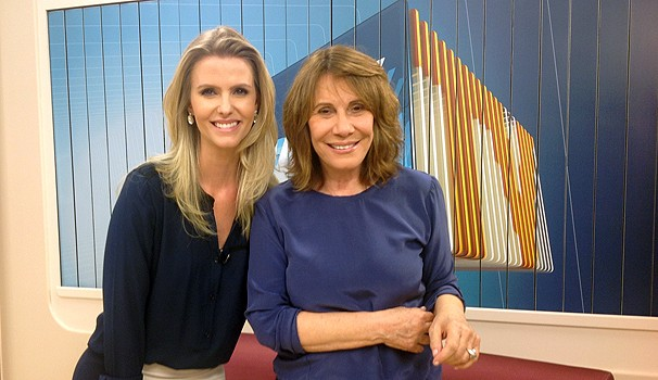 Renata Sorrah RPC TV (Foto: Divulgação/ RPC TV)