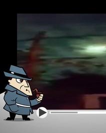 Detetive desvenda áudio e vídeo de aparições de óvnis