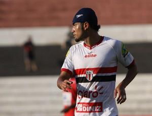 Naoh, atacante do Botafogo-SP (Foto: Rogerio Moroti/ Assessoria BFC)