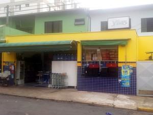 Confusão aconteceu em mercado do bairro Piracicamirim em Piracicaba (Foto: Thomaz Fernandes/G1)