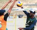 Três duplas masculinas brasileiras vencem na chave principal em Haia