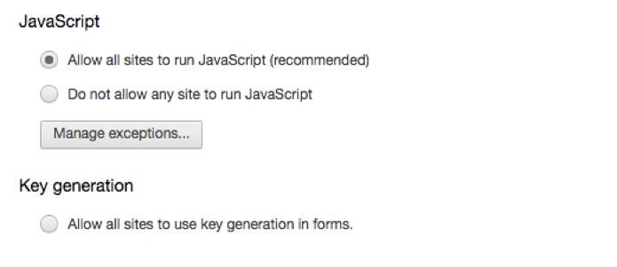 Como resolver erros de script no navegador | Dicas e Tutoriais