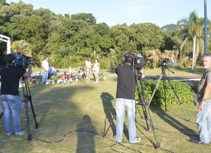 Mistura (Foto: Sandro Machado/RBS TV)