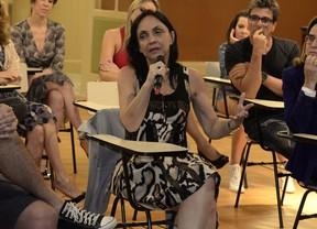 Cininha de Paula (Foto: Roberto Teixeira / EGO)