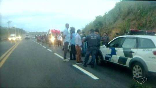 Policial à paisana impede assalto a ônibus em Guarapari e suspeitos ficam feridos