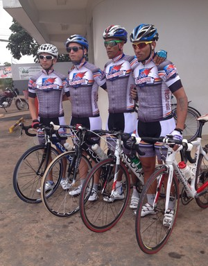 Equipe Chama (Foto: Jonhwene Silva/GE-AP)