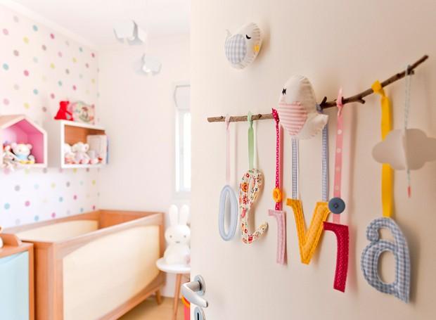 quarto-de-crianca-menina-rosa-colorido (Foto: Mariana Lima/Divulgação)