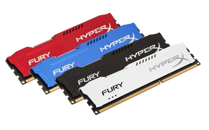 HyperX Fury (Foto: Divulgação/HyperX)