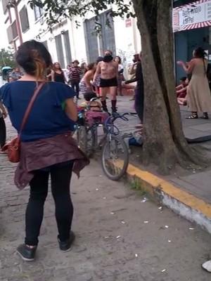 Pelotas, protesto, mobilização, feministas (Foto: Arquivo Pessoal)