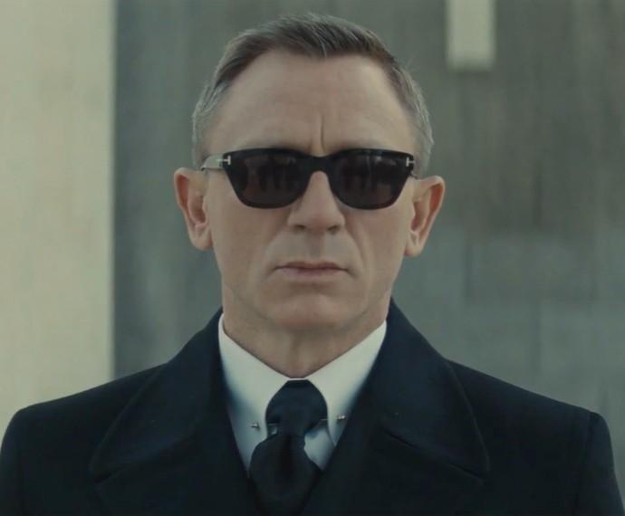 Daniel Craig retorna aos cinemas em mais um papel como o agente 007 (Foto: Reprodução)