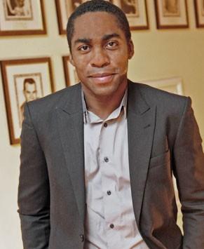 Lázaro Ramos é o protagonista de 'Meu Tio Matou um Cara' (Foto: TV Globo / Marcio Nunes)