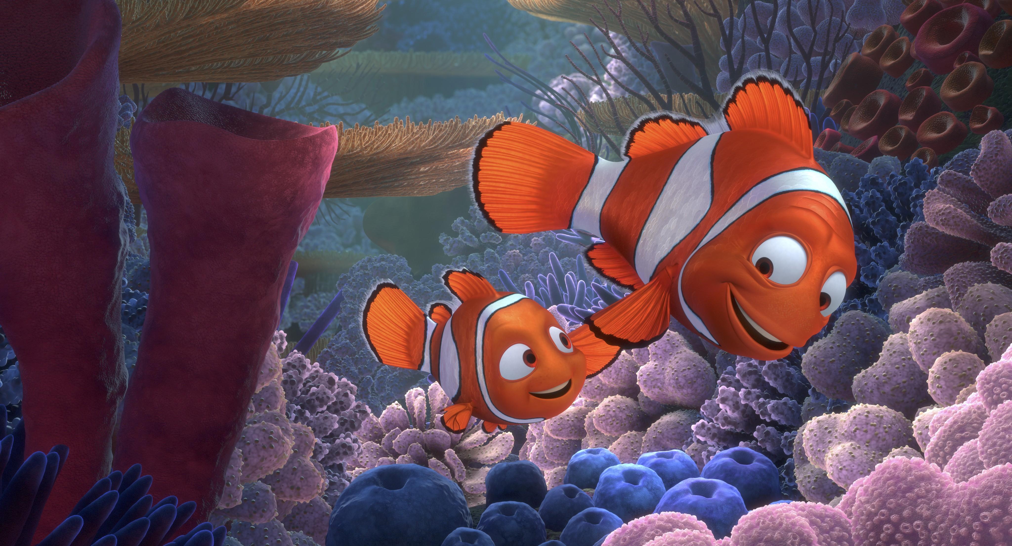 Na realidade, a relação entre Marley e Nemo poderia ser bem diferente (Foto: Divulgação )