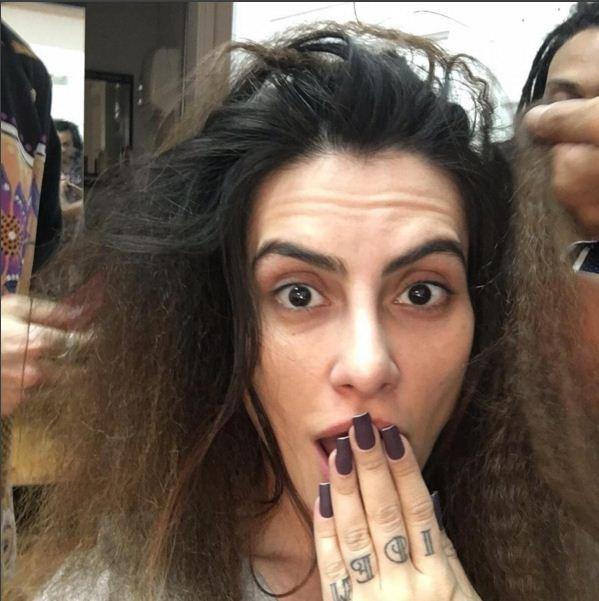 Adeus dreads! Cleo Pires tira os dreadloks e mostra resultado nas redes (Foto: Reprodução/Instagram)