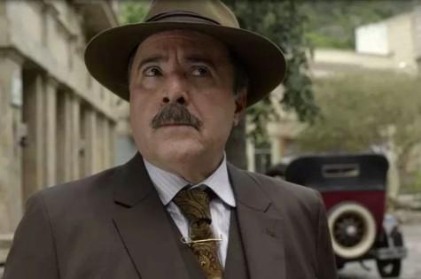 Tony Ramos, o José Augusto de 'Tempo de amar' (Foto: TV Globo)