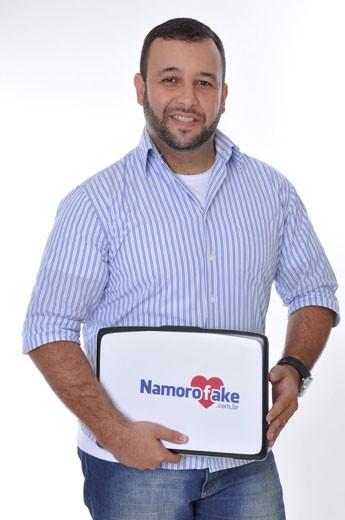 Flavio Estevam, presidente-executivo do Namoro Fake, que passou a aceitar bitcoins.