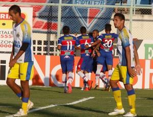 Horizonte x Fortaleza Campeonato Cearense Domingão (Foto: Tuno Vieira/Agência Diário)