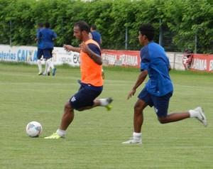 Felipe Alves atacante Avaí (Foto: André Palma Ribeiro/Avaí FC)