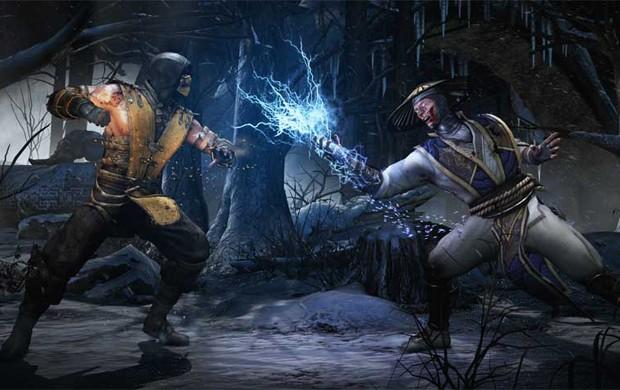 'Mortal Kombat X' combina elenco de lutadores clássicos e inéditos (Foto: Divulgação/Netherrealm)