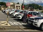 Operação termina com dois presos e sete veículos apreendidos em S. José