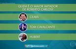 Enquete: 'Quem é o maior imitador de Roberto Carlos?'