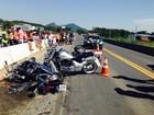 Dois morrem em acidentes neste domingo (24) em SC