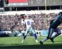 Cowboys caem em retorno de Romo, e Pats fecham com melhor campanha