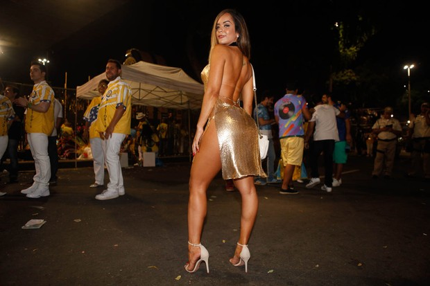 Denise Dias (Foto: Denise Anderson Barros/EGO )