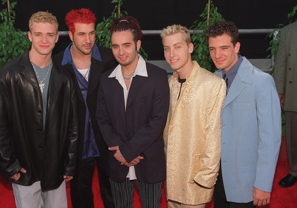 'Nsync (Foto: Getty Images)