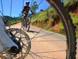 Passeio ciclístico Trip Bike São Francisco Xavier - São José (Foto: Tião Martins/ PMSJC)