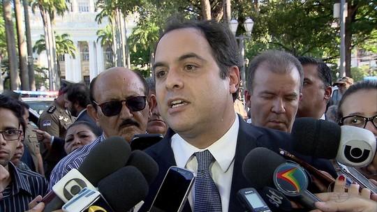 Governador de Pernambuco apoia decisão do PSB de votar contra reforma trabalhista