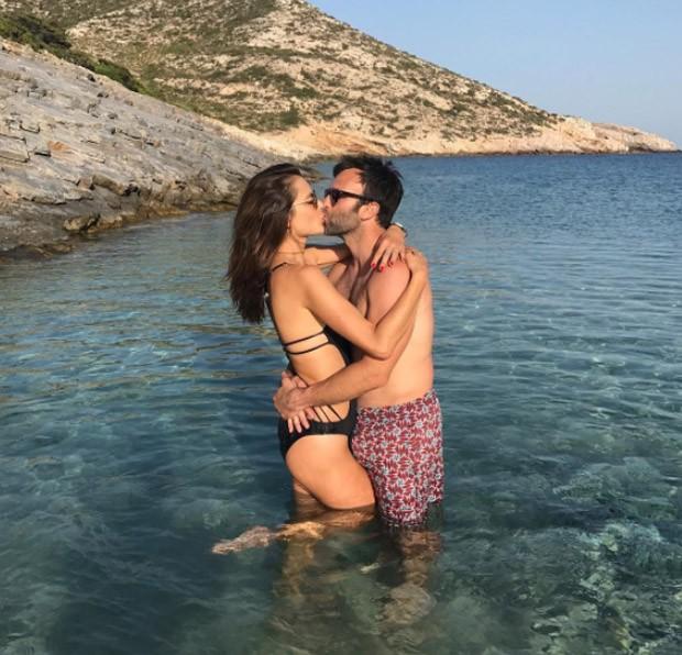 Jamie Mazur e Alessandra Ambrosio (Foto: Reprodução/Instagram)