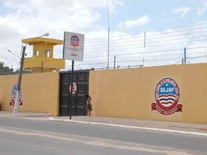 Unidade Prisional de Ressocialização (UPR) de Santa Inês tem instalações aprovadas pelo Judiciário (Foto: Divulgação)