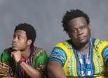 'Dois Africanos' comemora 5 anos com show gratuito em João Pessoa