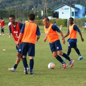 avaí, treino (Foto: Alceu Atherino/Avaí FC)