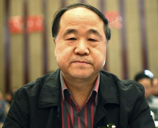 Escritor chinês Mo Yan ganha Prêmio Nobel de Literatura  (Foto: AP Photo)