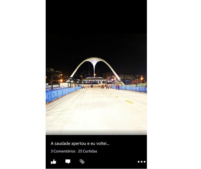Foto aparece desta forma no Windows Phone (Foto: Reprodução/Thiago Barros) (Foto: Foto aparece desta forma no Windows Phone (Foto: Reprodução/Thiago Barros))