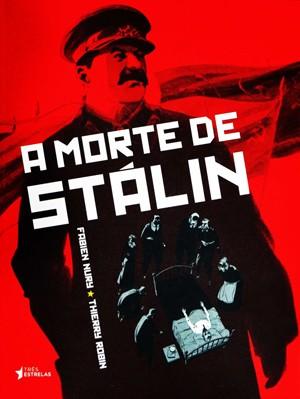 """""""A Morte de Stálin – Uma História Soviética Real"""": capa"""