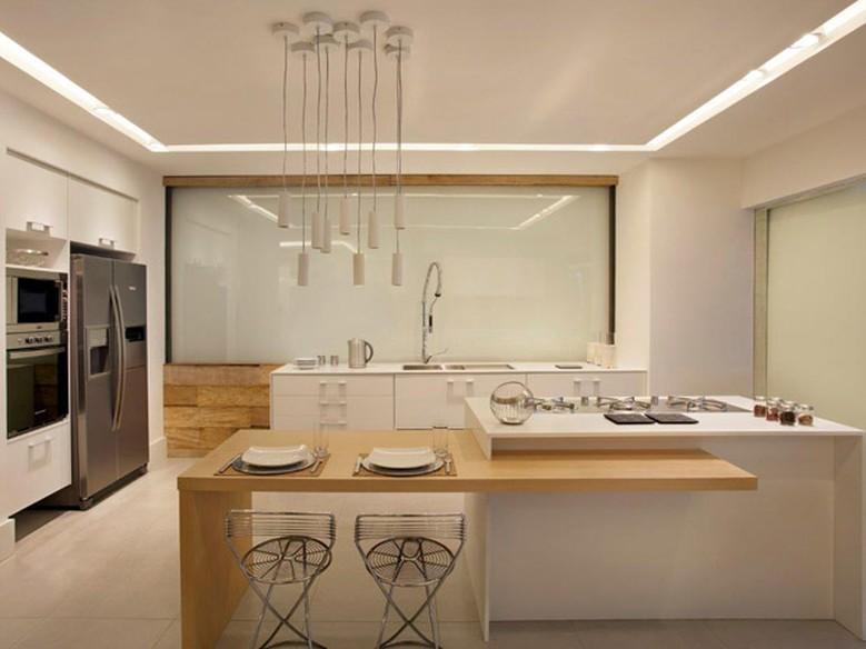 Decora??o para inspirar: cozinhas gourmet, com ilha e ...