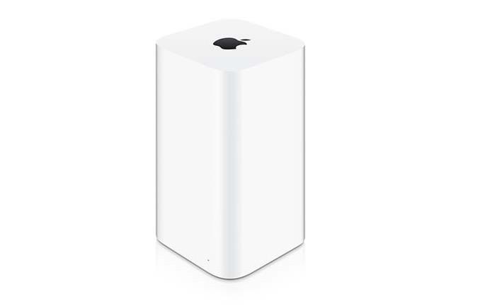 AirPort Time Capsule é mais avançado para backup do Mac (Foto: Divulgação/Apple)