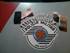 Homem é preso em flagrante por tráfico de drogas em Ourinhos