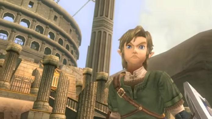 Legend of Zelda Twilight Princess HD remasteriza o clássico do Wii e GameCube (Foto: Reprodução/YouTube)
