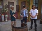 Brasileira ganha promoção do Airbnb e passa noite na Vila do Chaves