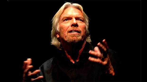 8 lições de sucesso e liderança de Richard Branson